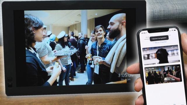 Digitale Bilderrahmen kaufen: Darauf sollten Sie achten