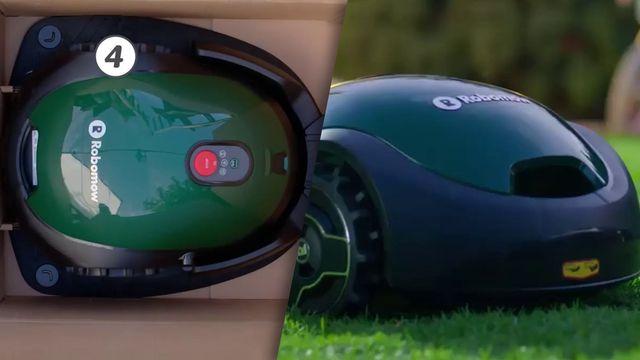 Günstigster Mähroboter: Robomow RX20u im Praxistest