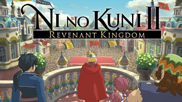 Ni no Kuni 2: Schatten eines Königreichs - Gameplay-Trailer
