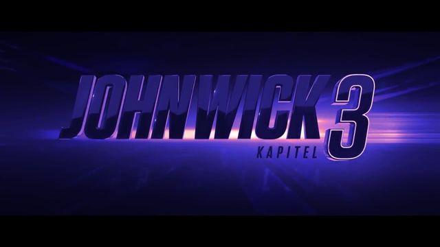 John Wick: Kapitel 3 (offizieller Trailer)