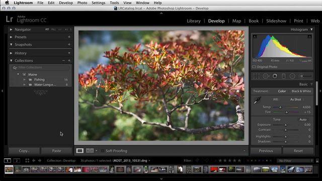 Adobe presents: Lightroom CC & Lightroom 6