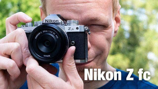 Nikon Z fc im Test