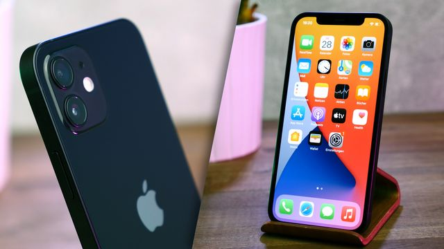 Apple iPhone 12 im Test