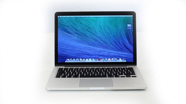 MacBook Pro Retina 13,3 Zoll (ME865D/A) - Test