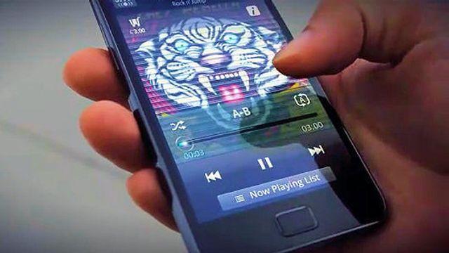 Samsung Galaxy S2 - Praxis-Test