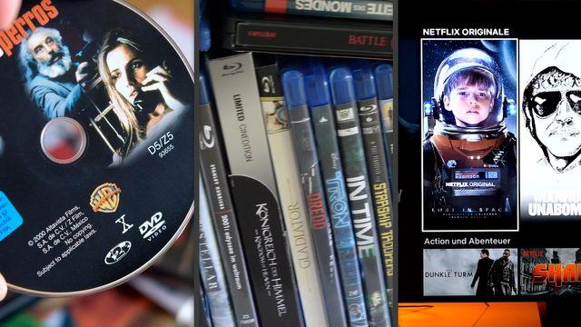 Blu-ray, DVD oder Streaming: Was ist besser?