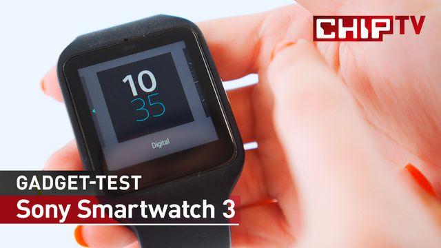 Sony Smartwatch 3 - Review