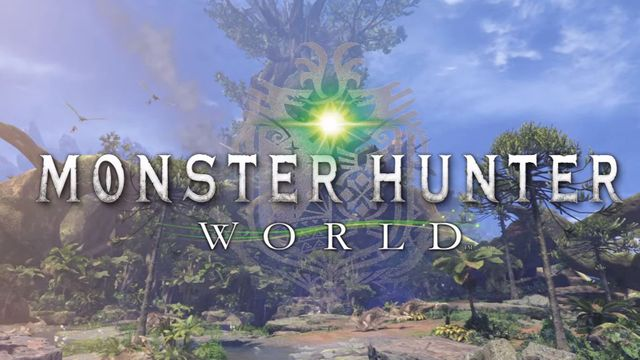 Monster Hunter World - Gameplay-Trailer
