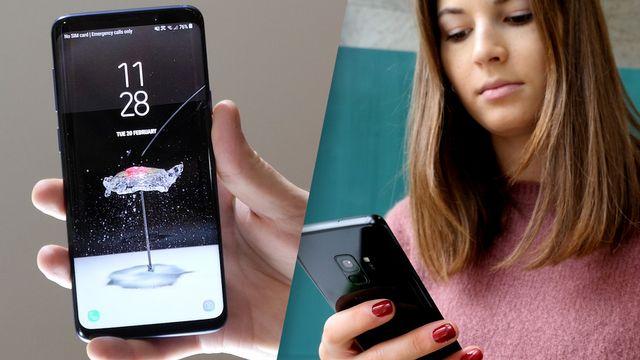 Das Samsung Galaxy S9 im Review