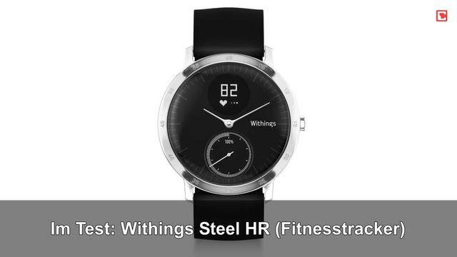 Withings Steel HR: Eindrücke aus dem Testlabor