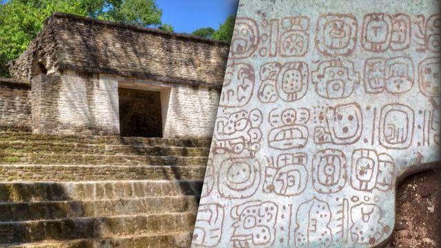 Forscher entschlüsseln Botschaft auf Maya-Schmuckstück