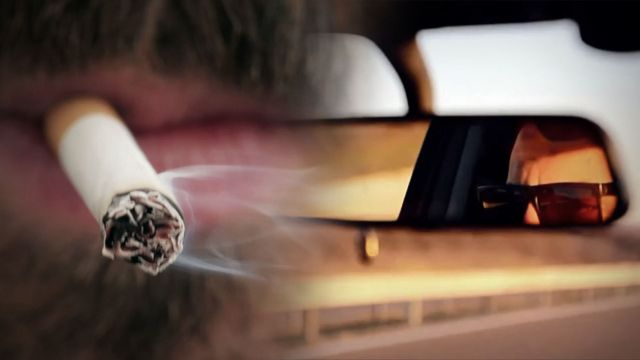 Rauchen im Auto erlaubt?