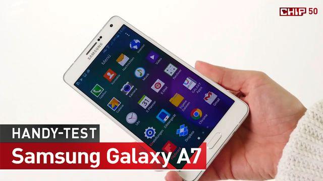 Samsung Galaxy A7 - Handy - Review
