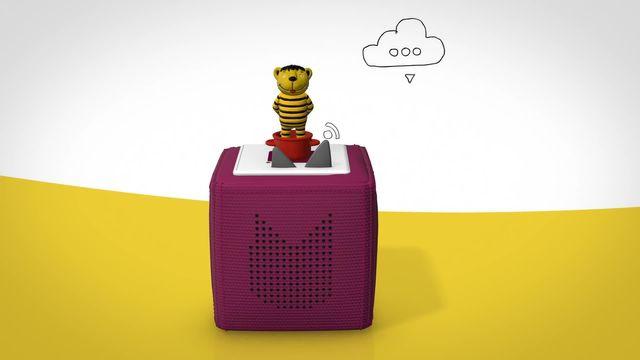 Tonies präsentiert die Toniebox: Spaß mit Spielfiguren