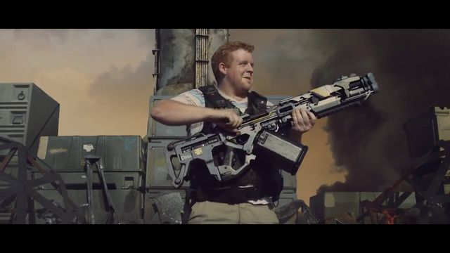 Call of Duty Black Ops 3 - Live Action Trailer - Seize Glory