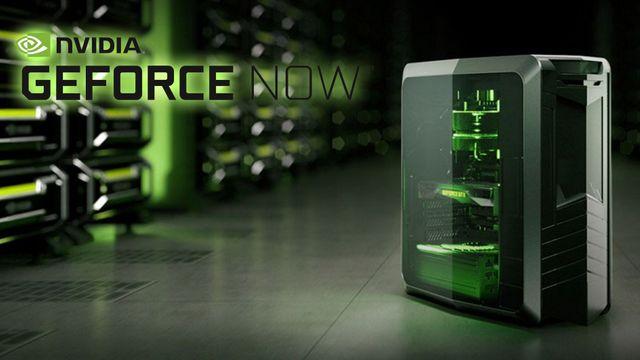 Spiele streamen als Service: Nvidia Geforce Now (Beta) im Test