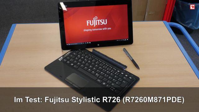 Fujitsu Stylistic R726 (R7260M871PDE)