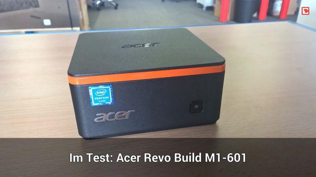 Acer Revo Build M1-601: Eindrücke aus dem Testlabor
