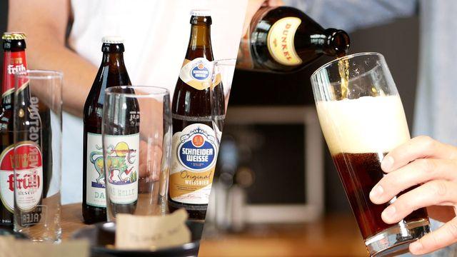 Bier-Sorten: So unterscheiden sie sich