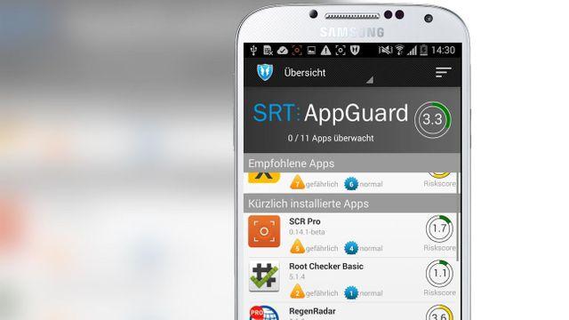 SRT App Guard Pro - Android - Praxis-Tipp App