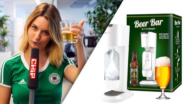 Bier im Sodastream selber machen