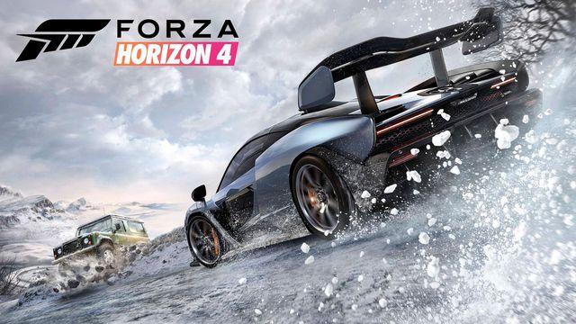 Forza Horizon 4 - Gameplay-Trailer
