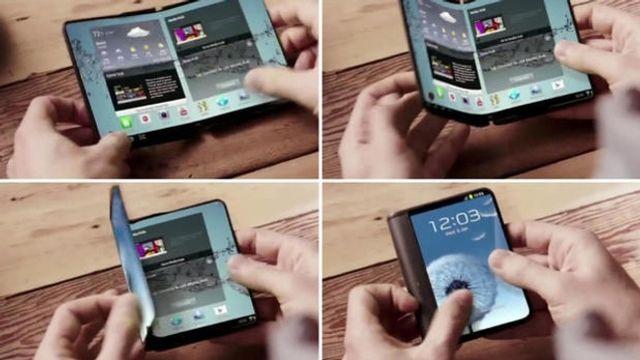Samsung Galaxy X: Alle Details zum faltbaren Smartphone