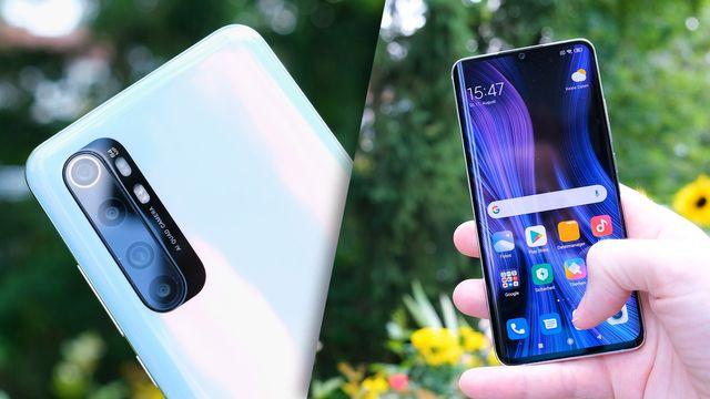 Xiaomi Mi Note 10 Lite im Test