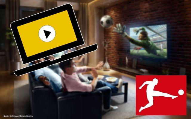 Bundesliga im Livestream: So verpassen Sie kein Fußballspiel mehr