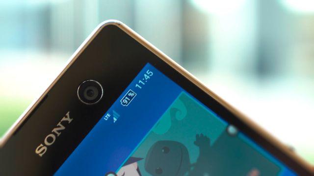 Viel Megapixel für Selfies: Das Sony Xperia M5 im Test
