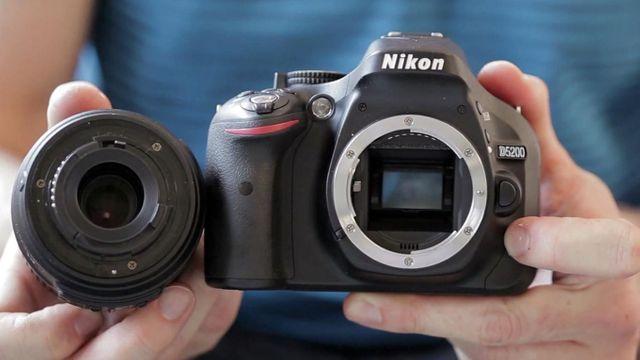 Nikon D5200 - Test