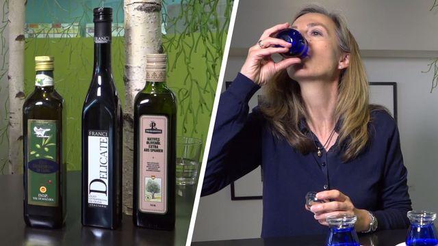 Expertin testet Olivenöl: Discounter gegen edlen Tropfen