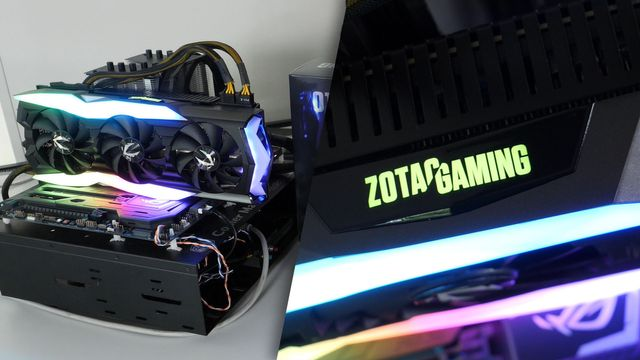 ZOTAC Gaming GeForce RTX 2080 AMP Extreme im Review