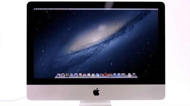 "Apple iMac 21,5"" und 27"" (2013, Haswell) - Test"
