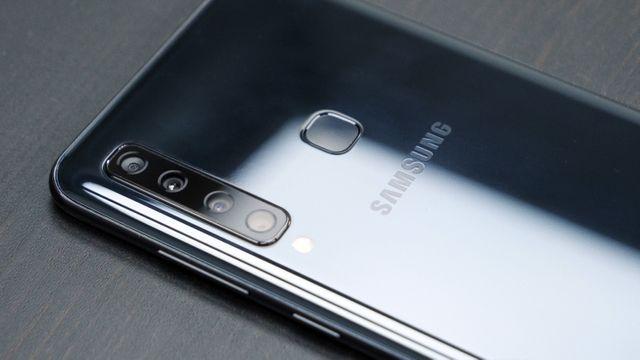 Samsung Galaxy A9 (2018) im Review