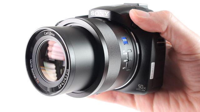 Sony Cyber-shot DSC-HX400V - Test