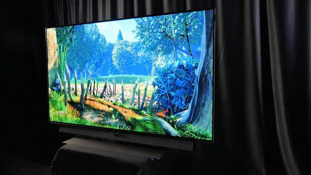 Loewe OLED Fernseher Bild 5.55 im Review