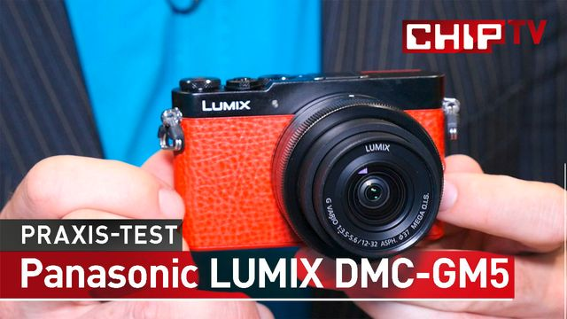 Pansonic Lumix DMC-GM5 - Praxis-Test
