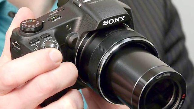 Sony Cyber-shot DSC-HX200V - Test