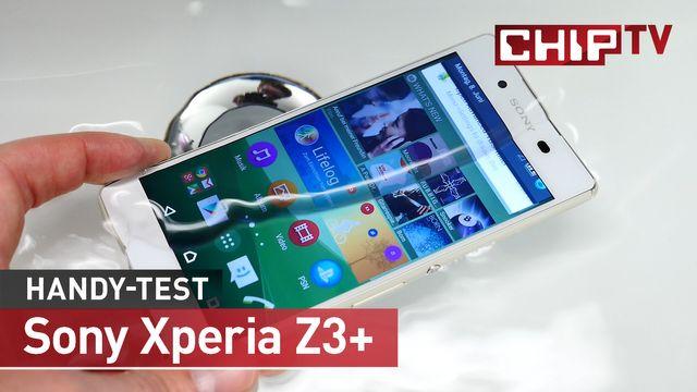 Sony Xperia Z3+ Review - Handy