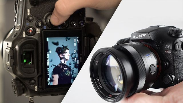Sony Alpha 99 II im Review