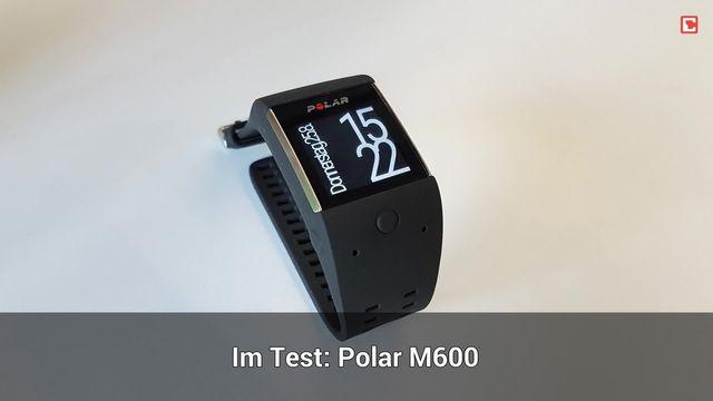 Polar M600: Eindrücke aus dem Testlabor