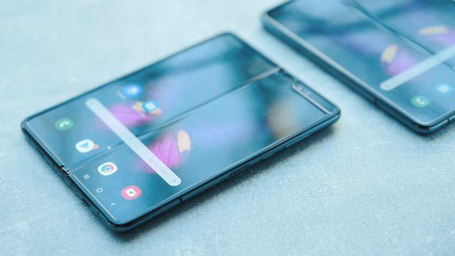 Samsung Galaxy Fold im Test
