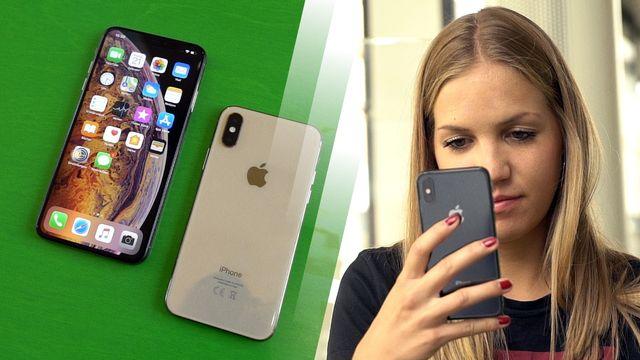 Apple iPhone XS und XS Max im Review