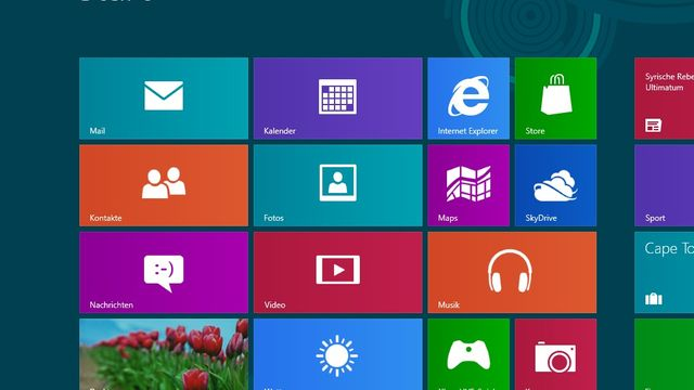 Windows 8: Die Tops und Flops im Video
