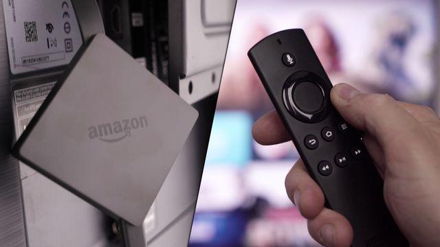 Das alles bietet der Amazon Fire TV