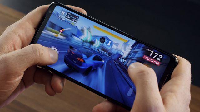 Asus ROG Phone 2 im Test