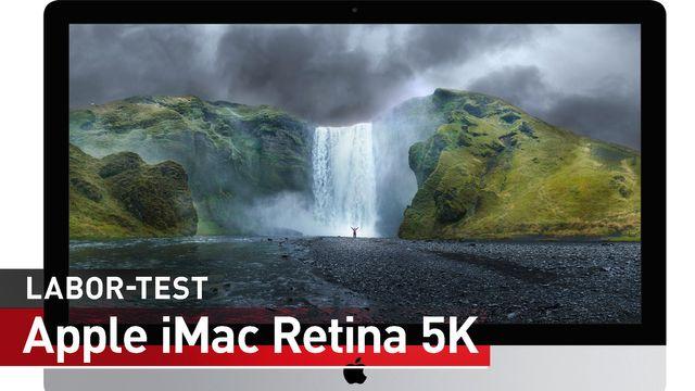 Apple iMac Retina 5K - MF886D/A - Review, Test