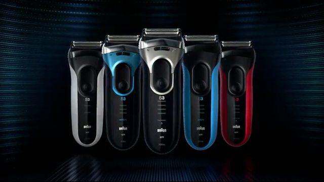 Braun präsentiert: Der Braun Series 3 ProSkin Rasierer