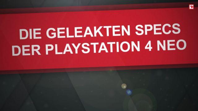 Release und Specs der neuen PlayStation 4 Neo geleakt